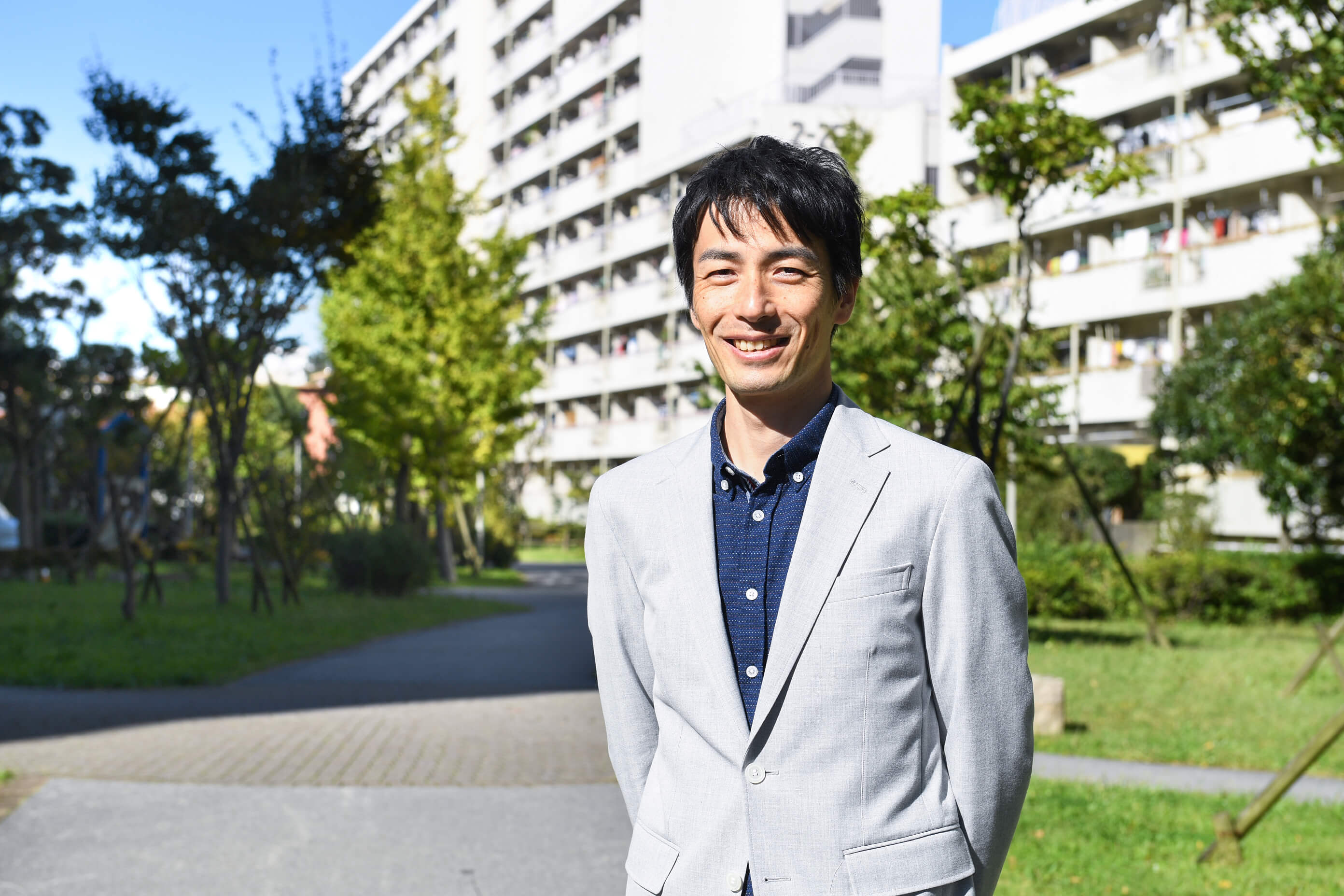 樋野先生プロフィール写真